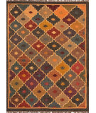 RugStudio presents Jaipur Rugs Bedouin Petra Bd03 Slate Gray Flat-Woven Area Rug