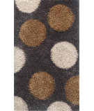 RugStudio presents Jaipur Rugs Bella Palle BE05 Slate Gray/Slate Gray Area Rug