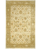 RugStudio presents Rugstudio Sample Sale 63715R Bone White Hand-Knotted, Best Quality Area Rug