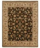 RugStudio presents Rugstudio Famous Maker 39513 Cocoa Brown-Sand Hand-Knotted, Better Quality Area Rug