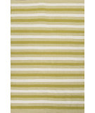 RugStudio presents Jaipur Rugs Birch Field Bih01 Lime Flat-Woven Area Rug