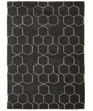 RugStudio presents Jaipur Rugs Blue Abie Bl120 Liquorice Hand-Tufted, Good Quality Area Rug
