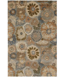 RugStudio presents Jaipur Rugs Blue Oasis BL30 Ice Blue/Ice Blue Hand-Tufted, Better Quality Area Rug