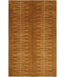 RugStudio presents Rugstudio Sample Sale 61961R Ginger Brown/Ginger Brown Hand-Tufted, Better Quality Area Rug
