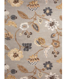 RugStudio presents Jaipur Rugs Blue Garden Party Bl70 Ashwood Hand-Tufted, Good Quality Area Rug