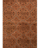 RugStudio presents Jaipur Rugs Blue Marrakesh Express Bl73 Cocoa Brown Hand-Tufted, Good Quality Area Rug