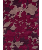RugStudio presents Jaipur Rugs Blue Orchid Bl98 Tulip Purple Hand-Tufted, Good Quality Area Rug