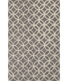 RugStudio presents Jaipur Rugs Blithe Latticework Blt07 Gold/Gray Hand-Tufted, Good Quality Area Rug