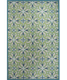 RugStudio presents Jaipur Rugs Blithe Iberia Blt11 Beige/Blue Hand-Tufted, Good Quality Area Rug