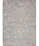 RugStudio presents Jaipur Rugs Baroque Caravaggio Bq08 Sky Blue / Gray Hand-Tufted, Good Quality Area Rug