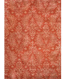 RugStudio presents Jaipur Rugs Baroque Holbein Bq14 Orange Rust Hand-Tufted, Good Quality Area Rug