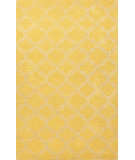 RugStudio presents Jaipur Rugs Baroque Hampton Bq18 Bright Yellow Hand-Tufted, Good Quality Area Rug