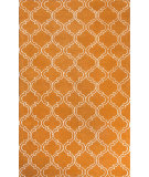 RugStudio presents Jaipur Rugs Baroque Hampton Bq21 Sun Orange Hand-Tufted, Good Quality Area Rug