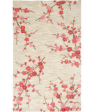 RugStudio presents Jaipur Rugs Brio Cherry Blossom Br02 Colorado Clay Hand-Tufted, Good Quality Area Rug