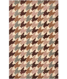 RugStudio presents Jaipur Rugs Brio Houndstooth Br08 Antique White Hand-Hooked Area Rug