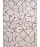 RugStudio presents Jaipur Rugs Brio Break The Ice Br25 Gray Brown Hand-Hooked Area Rug
