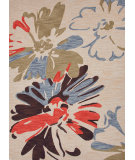 RugStudio presents Jaipur Rugs Brio Lazy Daisy Br34 Antique White Area Rug