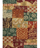 RugStudio presents Jaipur Rugs Brio Quilted Br35 Brick Red Hand-Hooked Area Rug