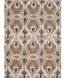 RugStudio presents Jaipur Rugs Brio Chapan Br44 Nickel Hand-Hooked Area Rug