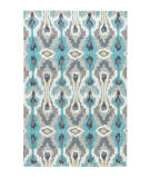 RugStudio presents Rugstudio Sample Sale 74795R Soft Gold Hand-Hooked Area Rug