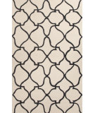 RugStudio presents Jaipur Rugs Brio Lazzaro Br50 Birch/Charcoal Gray Hand-Tufted, Good Quality Area Rug