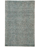 RugStudio presents Jaipur Rugs Britta Plus Britta Plus Brp02 Dark Taupe/Tahitian Blue Hand-Tufted, Good Quality Area Rug