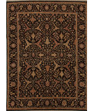 RugStudio presents Jaipur Rugs Biscayne Harlow Bs16 Deep Charcoal Hand-Knotted, Good Quality Area Rug