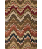 RugStudio presents Jaipur Rugs Cascade Static Cas04 Brown Hand-Tufted, Good Quality Area Rug
