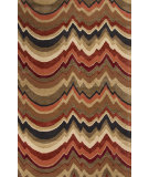 RugStudio presents Jaipur Rugs Cascade Richmond Cas05 Brown Hand-Tufted, Good Quality Area Rug