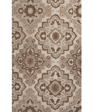 RugStudio presents Jaipur Rugs Catalina Medallion Cat15 Beige Hand-Hooked Area Rug