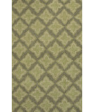 RugStudio presents Jaipur Rugs Catalina Etoile Cat21 Green Hand-Hooked Area Rug