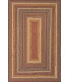 RugStudio presents Jaipur Rugs Cotton Braided Rugs Biscotti Cbr01 Red/Yellow Braided Area Rug