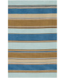 RugStudio presents Jaipur Rugs Coastal Living - Dhurries Captiva CC06 Aqua Sky/Aqua Sky Flat-Woven Area Rug