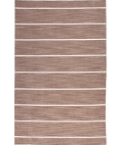 RugStudio presents Jaipur Rugs Coastal Living(r) Dhurries Cape Cod Cc11 Gray Brown Flat-Woven Area Rug