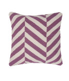 RugStudio presents Jaipur Rugs Cadiz Medina Pillow Cd13 Amethyst / Natural