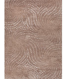 RugStudio presents Jaipur Rugs Coastal Living(r) Hand-Tufted Whirlpool Ch17 Dark Taupe Hand-Tufted, Good Quality Area Rug