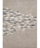 RugStudio presents Jaipur Rugs Coastal Living(r) Hand-Tufted Schooled Ch20 Sea Blue Hand-Tufted, Good Quality Area Rug