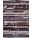 RugStudio presents Rugstudio Sample Sale 63699R Amethyst Hand-Knotted, Better Quality Area Rug