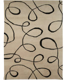 RugStudio presents Rugstudio Sample Sale 63700R Cloud White Hand-Knotted, Better Quality Area Rug