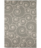 RugStudio presents Jaipur Rugs Coastal Living Indoor-Outdoor Nautilus CI10 Gray/Gray Hand-Hooked Area Rug