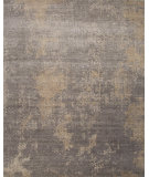 RugStudio presents Jaipur Rugs Chaos Theory By Kavi Naga Ckv04 Ashwood/Medium Gray Hand-Knotted, Good Quality Area Rug