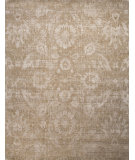 RugStudio presents Jaipur Rugs Chaos Theory By Kavi Gaya Ckv07 Silver/Classic Gray Hand-Knotted, Good Quality Area Rug