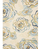 RugStudio presents Jaipur Rugs Colours Rosie Co09 Antique White Hand-Hooked Area Rug