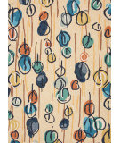 RugStudio presents Jaipur Rugs Colours Beaded Co10 Antique White Hand-Hooked Area Rug