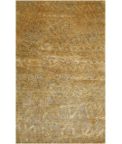 RugStudio presents Rugstudio Sample Sale 63682R Mocha Hand-Knotted, Good Quality Area Rug