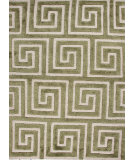 RugStudio presents Jaipur Rugs City Keyed Up Ct02 Burnt Olive Hand-Tufted, Good Quality Area Rug