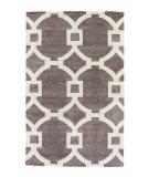 RugStudio presents Rugstudio Sample Sale 74827R Liquorice Hand-Tufted, Good Quality Area Rug