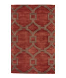 RugStudio presents Rugstudio Sample Sale 74828R Red Oxide Hand-Tufted, Good Quality Area Rug