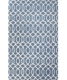 RugStudio presents Jaipur Rugs City Sonia Ct40 Aegean Blue Hand-Tufted, Good Quality Area Rug