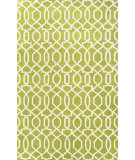 RugStudio presents Jaipur Rugs City Sonia Ct41 Dark Lime Hand-Tufted, Good Quality Area Rug